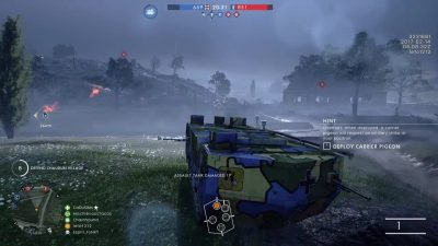 Battlefield 1 They Shall Not Pass Tank Saint Chamond F089c5mt9to Thumbnail
